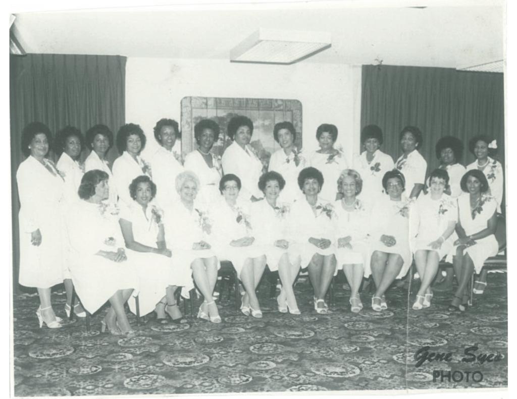 1981 San Jose Chapter Photo